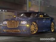 MC3 DUB Edition Modified Chrysler 300C