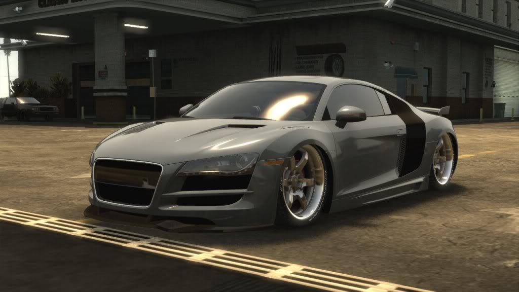 Audi R Midnight Club Wiki FANDOM Powered By Wikia - Audi car wiki