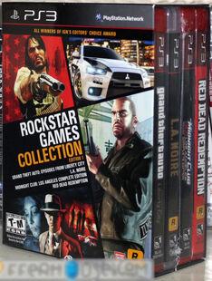 Rockstar games collection edition 3