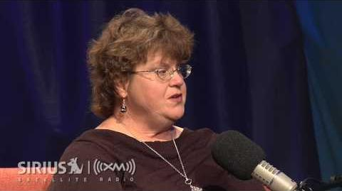 "Charlaine Harris Why I Created ""True Blood"" Sookie SiriusXM Book Radio"