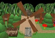 400px-The Old Windmill In Level