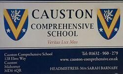 Causton-comprehensive