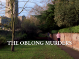 The Oblong Murders