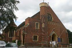 Ferne basset church