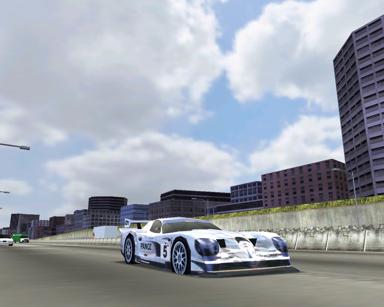 Panoz GTR-1 | Midtown Madness 2 Wiki | FANDOM powered by Wikia