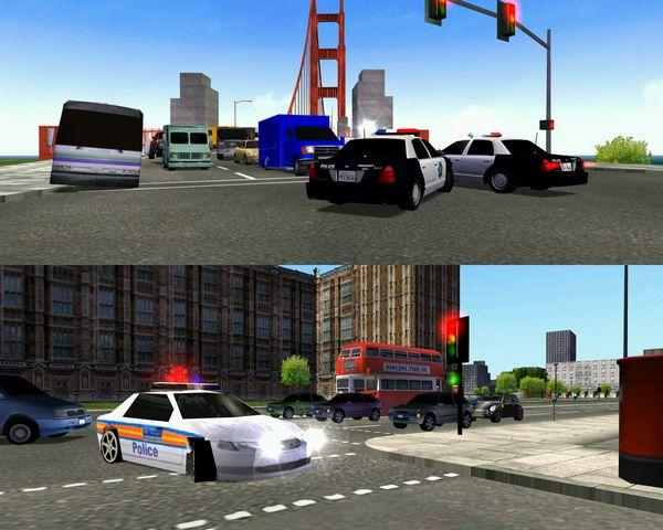 Police And Traffic Mods Midtown Madness 2 Wiki Fandom