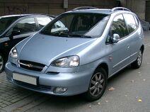 Chevrolet Rezzo front 20071109