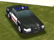 Cadillac Eldorado (SFPD)