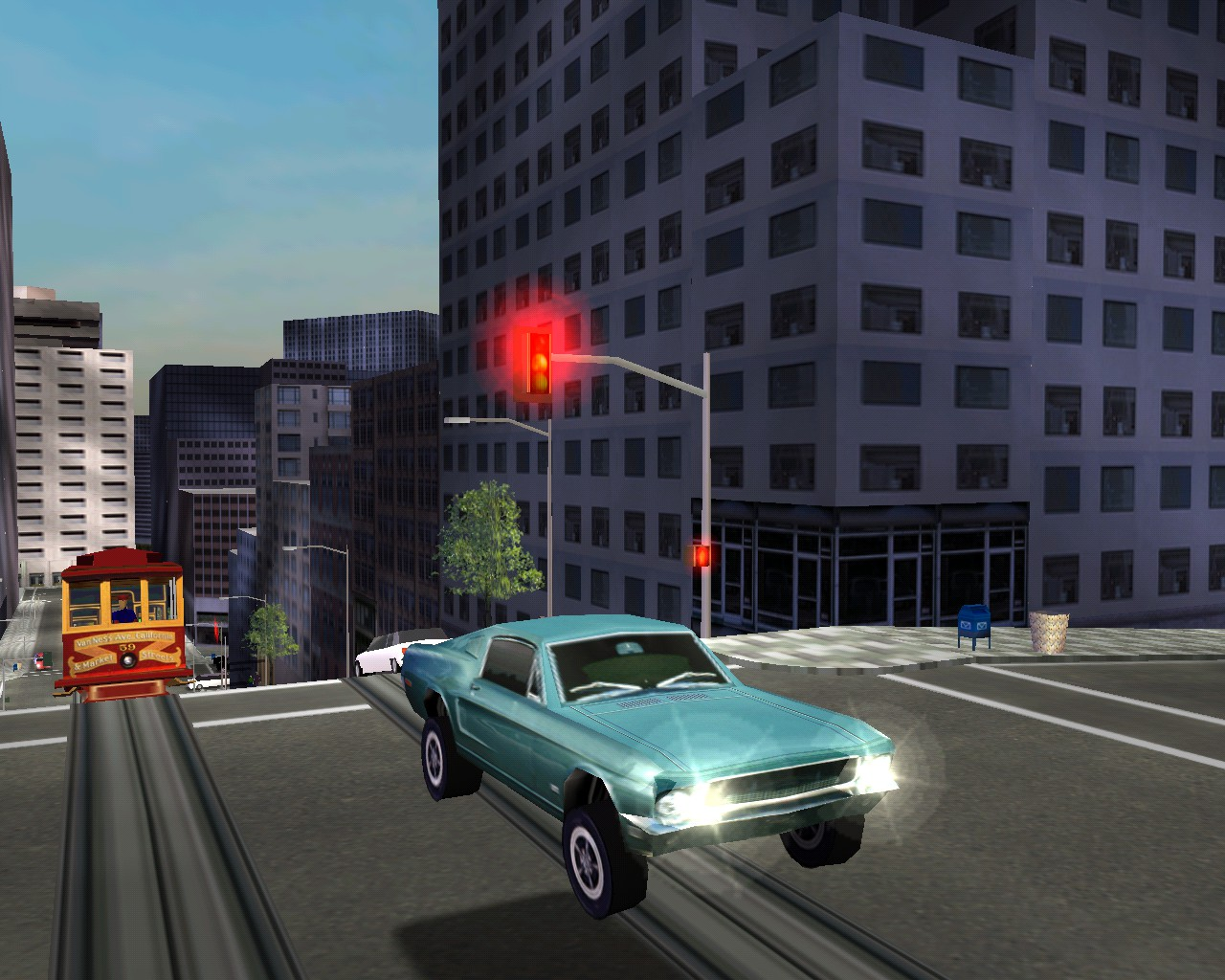 Ford Mustang Fastback Midtown Madness 2 Wiki Fandom