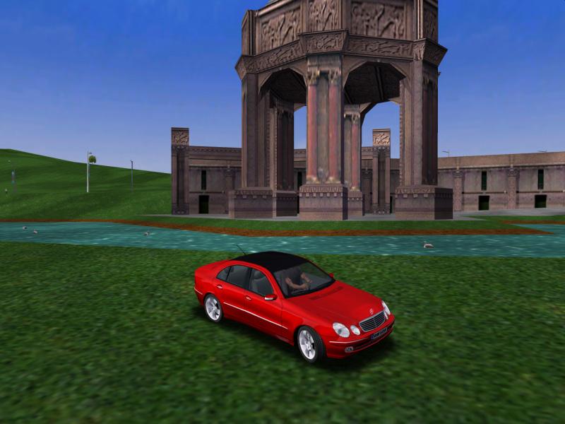 Mercedes Benz Midtown >> Mercedes Benz E 270 Cdi Midtown Madness 2 Wiki Fandom