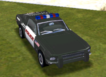 Ford Mustang GT (SFPD)