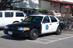 Ford Vic SFPD