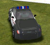 Audi TT (SFPD)