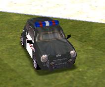 Mini Cooper Classic (SFPD)