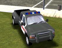 Ford F-350 (SFPD)