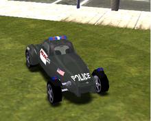 Panoz Roadster (SFPD)