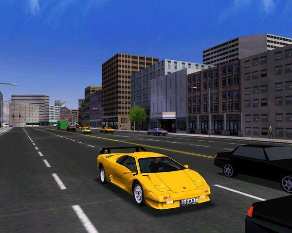 Lamborghini Diablo Midtown Madness 2 Wiki Fandom
