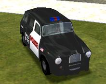 Austin FX4 (SFPD)