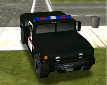 Light Tactical Vehicle (SFPD)