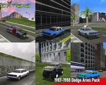 1987-1988DodgeAriesPackMM2