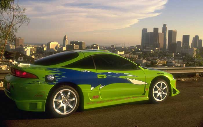 Fast and Furious Mitsubishi Eclipse | Midtown Madness 2 Wiki ...