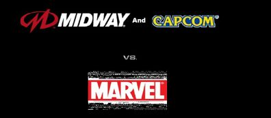 Midway and capcom vs marvel