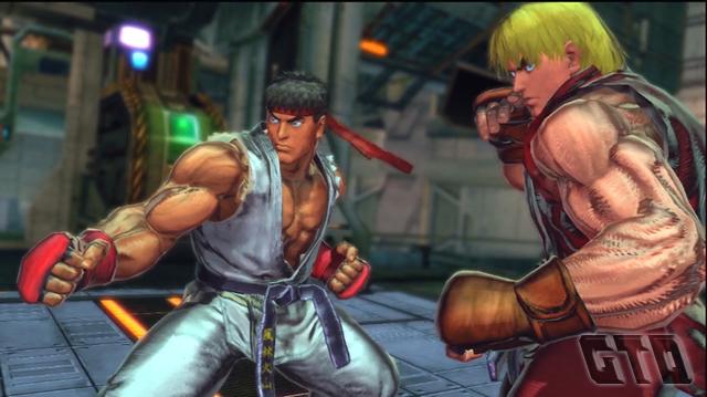 Ryu Ken-Team-SFxT