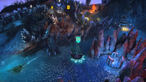 MMH7 LTU Screen Isle of Chaos - Adventure Map 3 1455790539