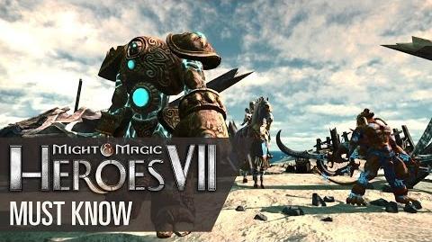 CuBaN VeRcEttI/Sumérgete en un viaje por Might & Magic: Heroes VII
