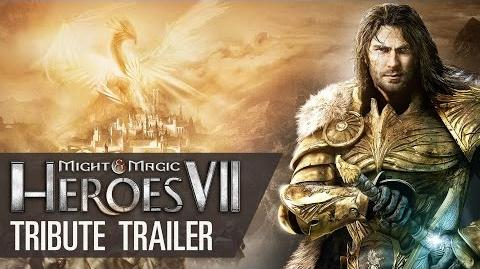 Might & Magic Heroes VII - Tribute trailer ES