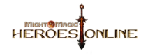 Might and Magic Heros Online logo