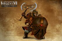 MMH7 ADDON Art Fortress-Shieldguard