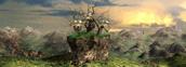 Griffin cliffs Preserve Heroes IV
