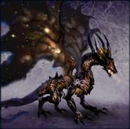 Heroes VI Black Dragon Artwork