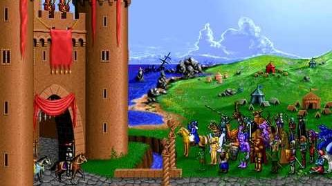 Heroes of Might and Magic intro