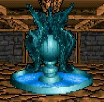 Water Mane