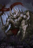 Acamas, Champion of the Bloodhorn alt