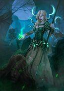 Sveltana, Hierophant of the Spider Queen alt