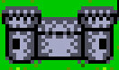 Barracks Castle Heroes II Game Boy