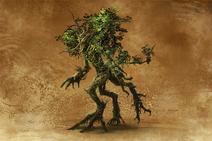 Drzewiec (H7) concept art
