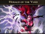 Herald of the Void