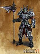 Death Knight H7 male artwork