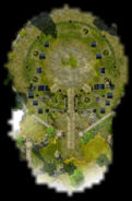Heroes VI The Other Elves Reliquary Map