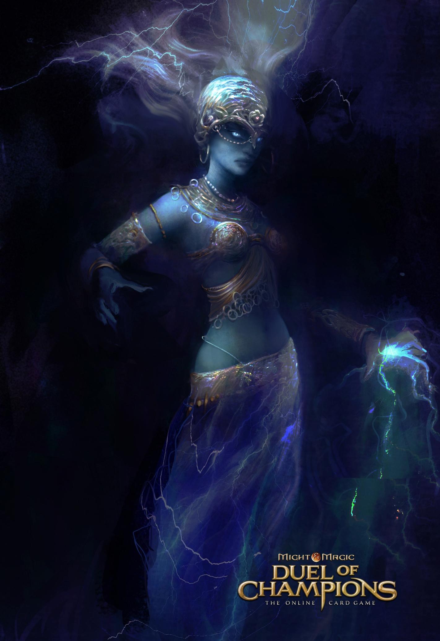 Sellspell djinn | Might and Magic Wiki | FANDOM powered by