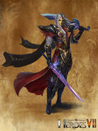 Darkblade H7 male artwork
