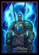 Kenage, Master Strategist