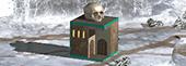 Necromantic library Academy Heroes IV
