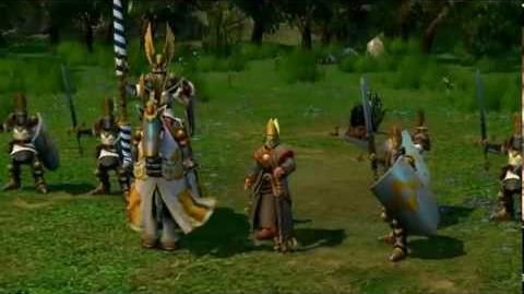 Heroes 5 Tribes of the East Trailer
