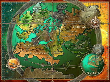 Kingdoms of Might and Magic