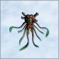 Floating eye - MM VII